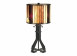 Geometric Table Lamp - Dale Tiffany