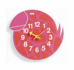 George Nelson Bird Timer Wall Clock - G091103-BIRD
