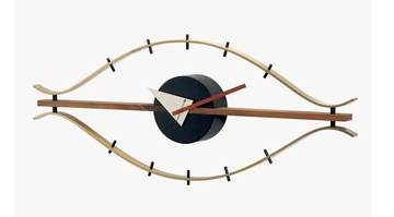 George Nelson Eye Wall Clock - G80930G