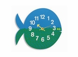George Nelson Fish Timer Wall Clock - G091102-FISH