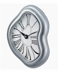 George Nelson Melted Metal Dali Wall Clock - 1812