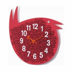 George Nelson Sparrow Timer Wall Clock - G091105-SPARROW