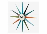 George Nelson Sunburst Clock - G81319CL