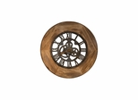 "Georgian 33"" Oversized Wall Clock - Howard Miller"