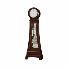 Gerhard Grandfather Clock in Chocolate - Howard Miller