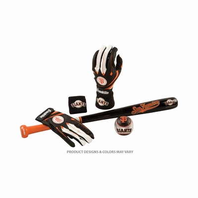 Giants Complete Tee Ball Set - Franklin Sports