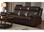 Gideon Transitional Styled Reclining Motion Sofa - 601041
