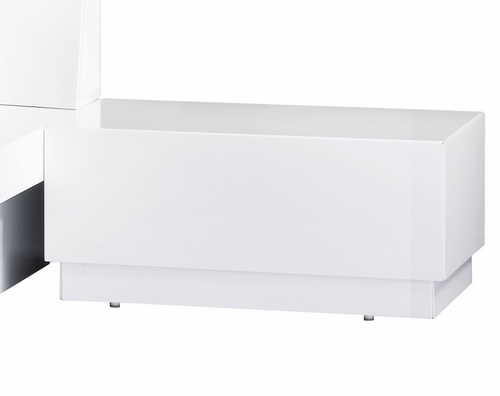 Ginova Night Stand - Bellini Modern Living - GINOVA-NIGHT-STAND-WHT