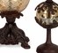Glass and Metal Finials (Set of 3) - IMAX - 60600-3