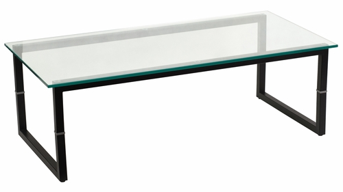 Glass Coffee Table - FD-COFFEE-TBL-GG