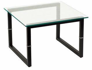 Glass End Table - FD-END-TBL-GG