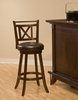 Glenmont Swivel Counter Stool - Hillsdale Furniture - 4512-826