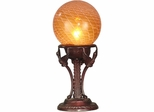 Globe Accent Lamp - Dale Tiffany