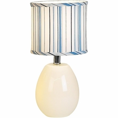 Glow Melon Lamp White - Lumisource
