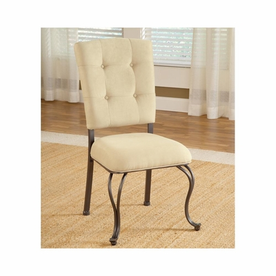 Golden Bronze Harbour Point Parson Chair - Set Of 2 - Hillsdale