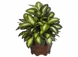 Golden Dieffenbachia Silk Plant - Nearly Natural - 6639