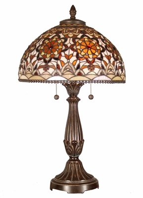 Golden Theresa Table Lamp - Dale Tiffany - TT101368