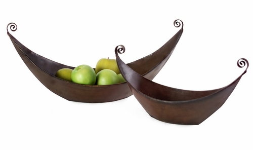 Gondola Bowls (Set of 2) - IMAX - 1047-2
