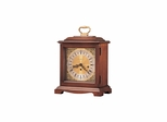Graham Bracket Mantel Clock in Cherry - Howard Miller