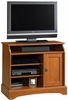 Graham Hill Highboy TV Stand Autumn Maple - Sauder Furniture - 408972