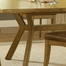 Grand Bay 5-Piece Rectangle Dining Set in Medium Oak - Hillsdale Furniture - 4337DTBRTC