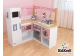 Grand Gourmet Corner Kitchen - KidKraft Furniture - 53185