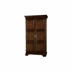 Grand Suite Mate Storage Cabinet in Americana Cherry by Ty Pennington - Howard Miller