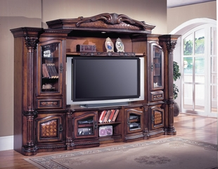 Grandview Flat Panel / Flat Screen Entertainment Center - Parker House - PARK-GRA-100-4RX