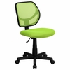 Green Mesh Computer Chair - WA-3074-GN-GG