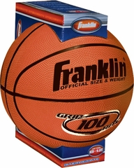 Grip-Rite 100 Basketball - Franklin Sports