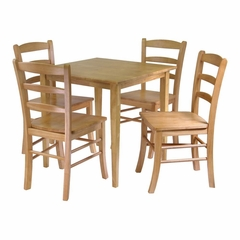 Groveland 5-Pc Dining Set - Winsome Trading - 34530
