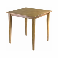 Groveland Square Dining Table - Winsome Trading - 34130