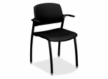 Guest Arm Chair - Black - HONFGC2ENT10T