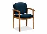 Guest Chair - Harvest Blue - HON2111CAB90