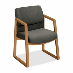 Guest Chair - Harvest/Gray - HON2403CAB12