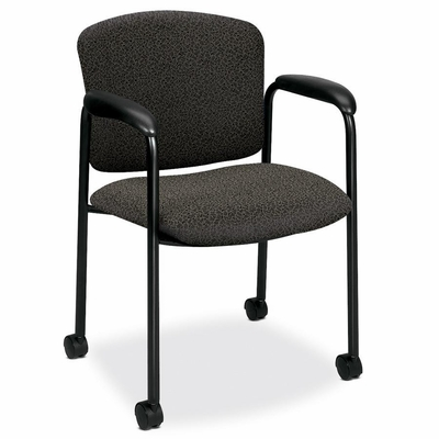 Guest Chair - Iron/Black - HON4615BP19T