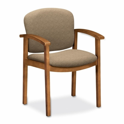 Guest Chair - Medium Oak/Oatmeal - HON2111MBE16