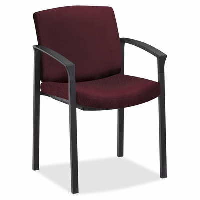 Guest Chair - Wine/Black - HON5065TTNT69