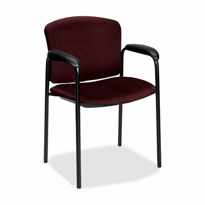 Guest Chair - Wine - HON4605NT69T
