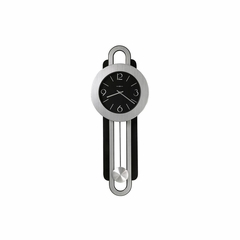 Gwyneth Contemporary Pendulum Wall Clock - Howard Miller