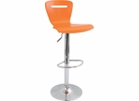 H2 Bar Stool Orange - Lumisource