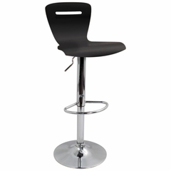 H2 Barstool Black - LumiSource - BS-H2-BK