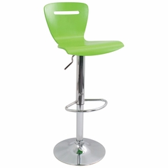 H2 Barstool Green - LumiSource - BS-H2-G