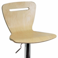 H2 Barstool Natural - LumiSource - BS-H2-NAT