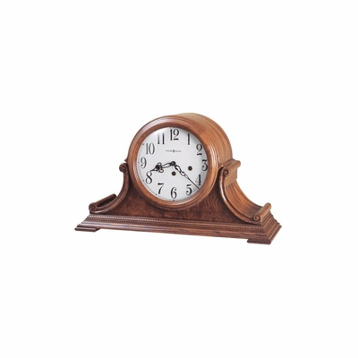 Hadley Oak Yorkshire Mantel Clock - Howard Miller