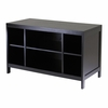 Hailey Large TV Stand - Winsome Trading - 92640
