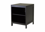 Hailey Small TV Stand - Winsome Trading - 92619