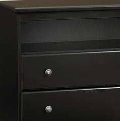 Hall Chest in Black - Manor Hill - New Visions by Lane - 138-316