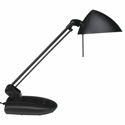 Halogen Desk Lamp - Black - LEDL281MB