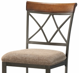 Hamilton Counter Stool - Powell Furniture - 697-430